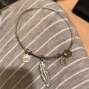 Feather Alex and Ani